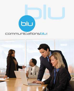 Installation système téléphonique Communications blu