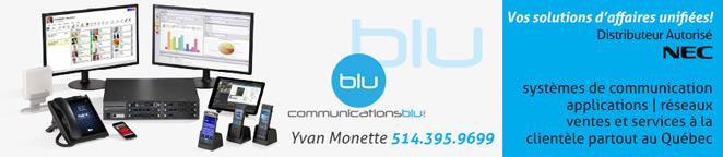 Vente et location-de-téléphone Communications blu