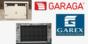 Porte garage garaga terrebonne