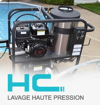 hc lavage haute pression atelier de nettoyage mobile. Black Bedroom Furniture Sets. Home Design Ideas