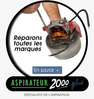 Réparation d'aspirateur central – Aspirateur 2000 Plus Saint-Eustache