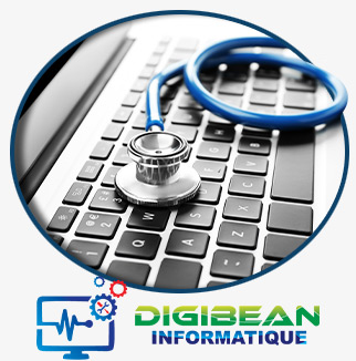 Service de réparation d'ordinateur Digibean Informatique Lachine